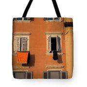 The Color Of Drying Tote Bag