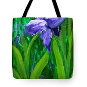 The Color Of Royalty Tote Bag