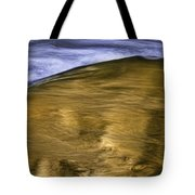 The Color Of Water Tote Bag by Ken Barrett