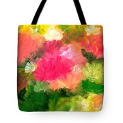 The Colors Of Nature Tote Bag