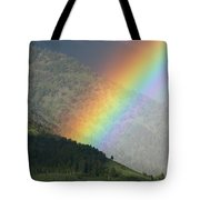 The Colors Of The Rainbow Tote Bag