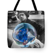 The Colors Of Tomorrow Tote Bag