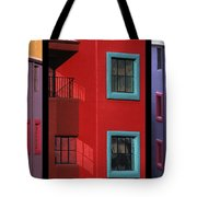 The Colors Of Tucson II Tote Bag