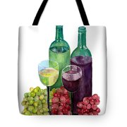 The Colors Of Wine Tote Bag
