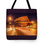 The Colosseum, Rome, Italy Tote Bag