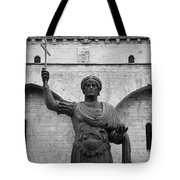The Colossus Of Barletta Tote Bag