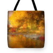 The Colours I See When I Dream Of You Tote Bag