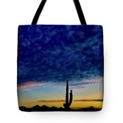 Courtship Of The Seven Sisters Tote Bag