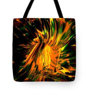 The Coming Of Thunder Tote Bag