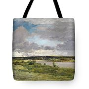 The Coming Storm, Early Spring Tote Bag