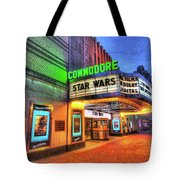 The Commodore Theatre, Portsmouth, Va Tote Bag
