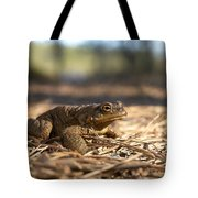 The Common Toad 4 Tote Bag