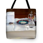 The Communion Table Tote Bag