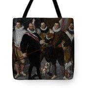 The Company Of Captain Dirck Jacobsz Rosecrans And Lieutenant Pauw, Amsterdam Tote Bag