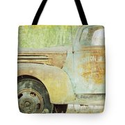 The Company Truck Tote Bag
