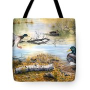 The Competition Tote Bag