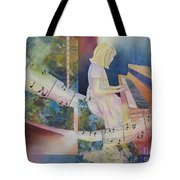 The Composition Tote Bag