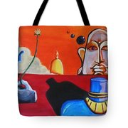 The Concept Of God Tote Bag