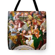 The Concert Of Angels Tote Bag