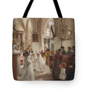 The Confirmation Tote Bag