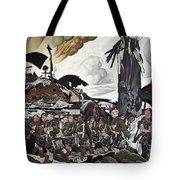 The Conquerors Tote Bag