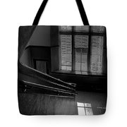 The Conversation Window Tote Bag