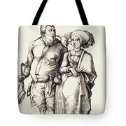 The Cook And His Wife Tote Bag