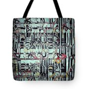 The Copied Myths  Tote Bag