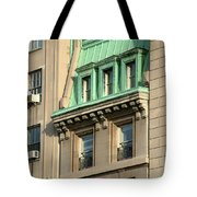 The Copper Attic Tote Bag
