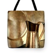 The Copper Pitcher Tote Bag