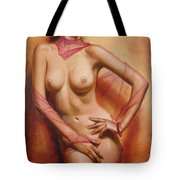 The Coral Bracelet Tote Bag
