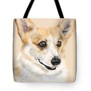 The Corgi Tote Bag