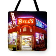 The Corner Tote Bag