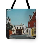The Corner Note, Dalkey Tote Bag