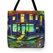 The Corner Store Tote Bag