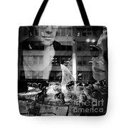 The Corners Of My Mind Tote Bag
