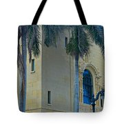 The Cornerstone Of The Community Tote Bag