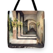 The Corridor 2 Tote Bag