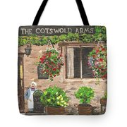 The Cotswold Arms Tote Bag