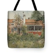 The Cottage. From A Home Tote Bag