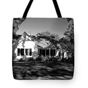 The Cottage House Tote Bag