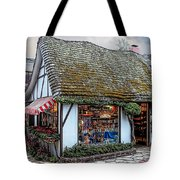 The Cottage Of Sweets - Carmel Tote Bag