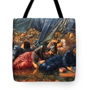 The Council Chamber 1890 Tote Bag