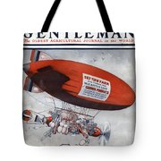 The Country Gentleman Tote Bag