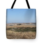 The Country In The Tuscany Region Tote Bag