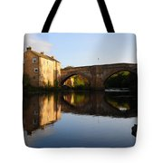 The County Bridge Tote Bag