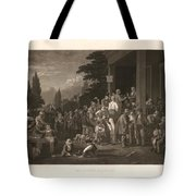 The County Election Tote Bag