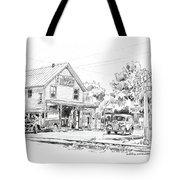 The County Line Store, 1931 Tote Bag