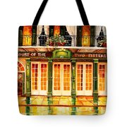 The Court Of Two Sisters On Royal Tote Bag
