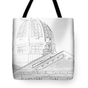 The Courthouse Tote Bag